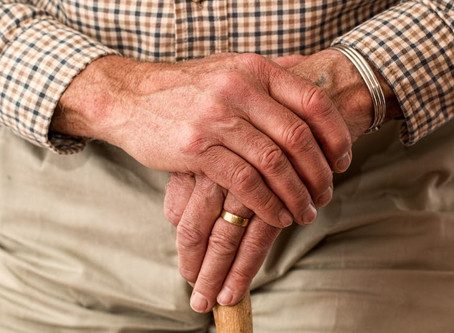 Elder Abuse: Is it happening to someone you know?