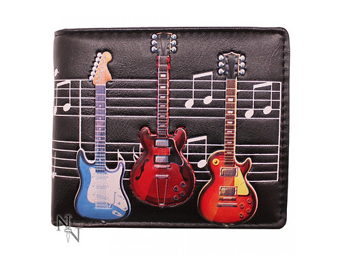 Electric Guitars Wallet