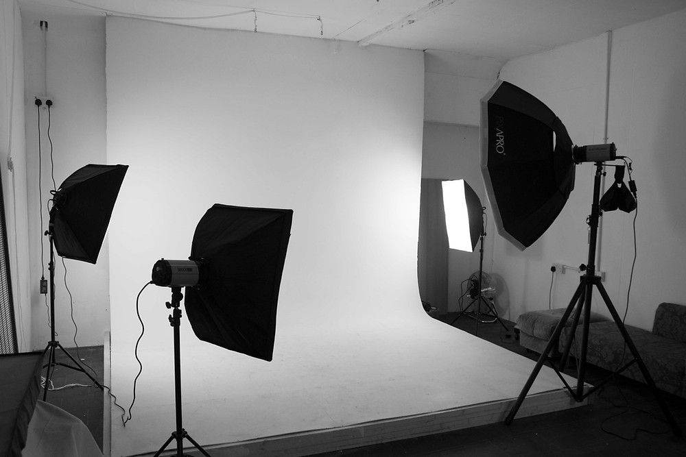 Photography studio in Stoke On Trent