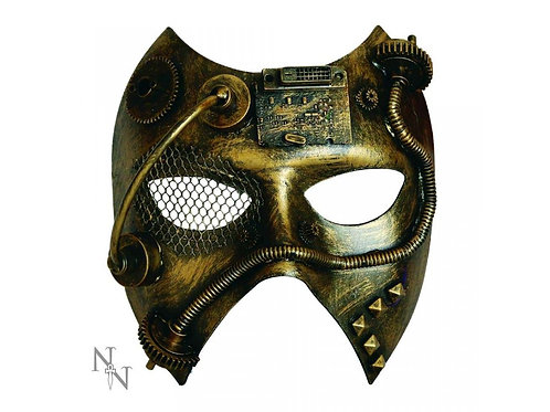 Steam Phantom Steampunk Mask