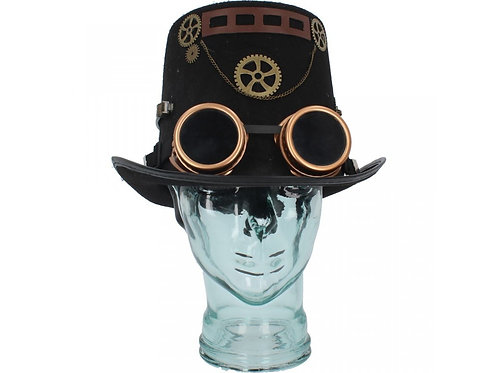 Steampunk Cogsmith's Hat