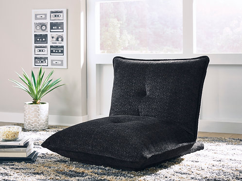 Baxford Charcoal Accent Chair