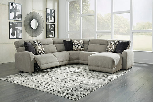 Collyville Stone 5-PC Sectional