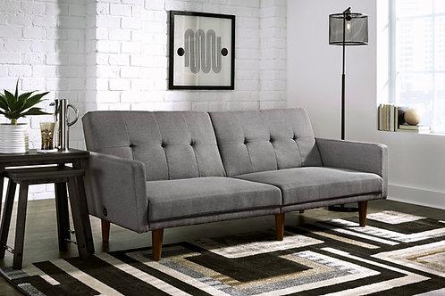 Gladdis Gray Flip Flop Sofa