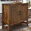 Thumbnail: Beckings Brown Accent Cabinet