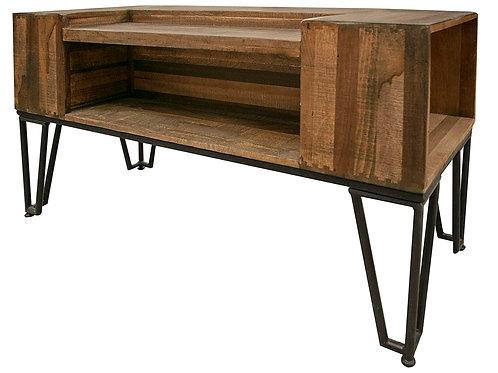 Maya Deep Brown Sofa Table