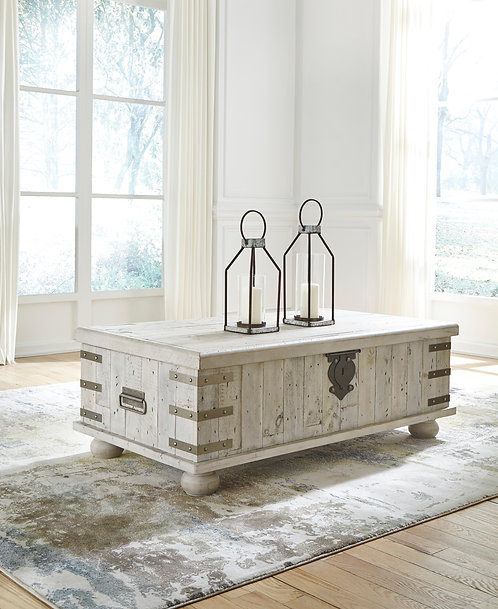 Carynhurst Lift Top Cocktail Table