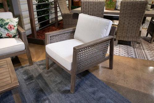 Barn Cove Brown Lounge Chair