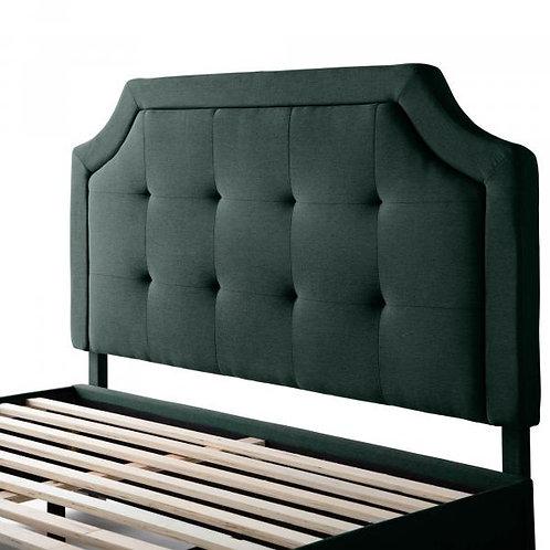 Carlisle Spruce Upholstered Headboard