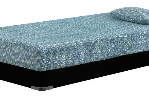 iKidz Blue Twin Mattress & Pillow Special