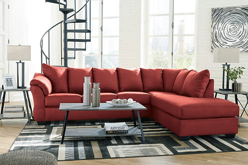 Darcy Salsa 2-PC Sectional