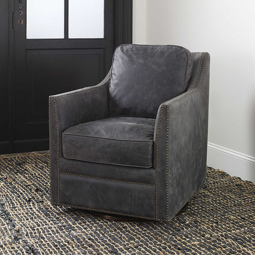Inclination Swivel Rocking Chair