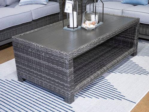 Elite Park Gray Outdoor Coffee Table