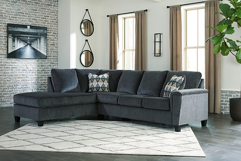 Abinger Smoke 2-PC LAF Sectional