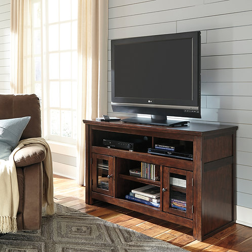 "Harpan Reddish Brown 50"" TV Stand"