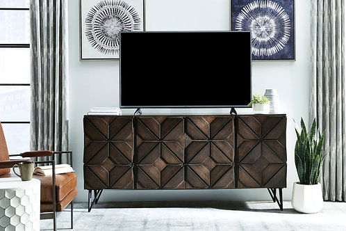 """Chasinfield 73"""" TV Stand"""