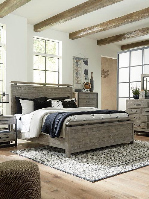 Brennagan Panel Bedroom Collection w/ Optional Spoiler