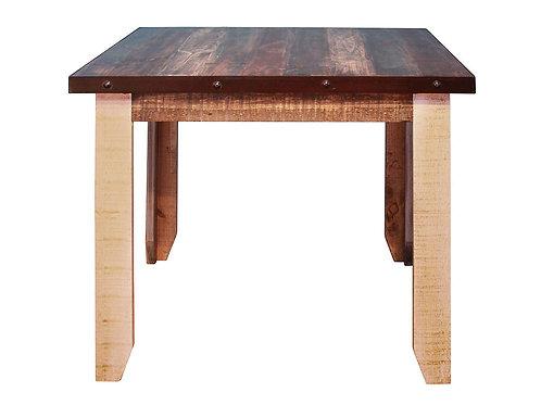 Antique Multicolor Counter Table
