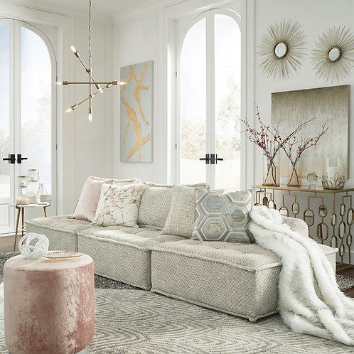 Bales Taupe Sofa