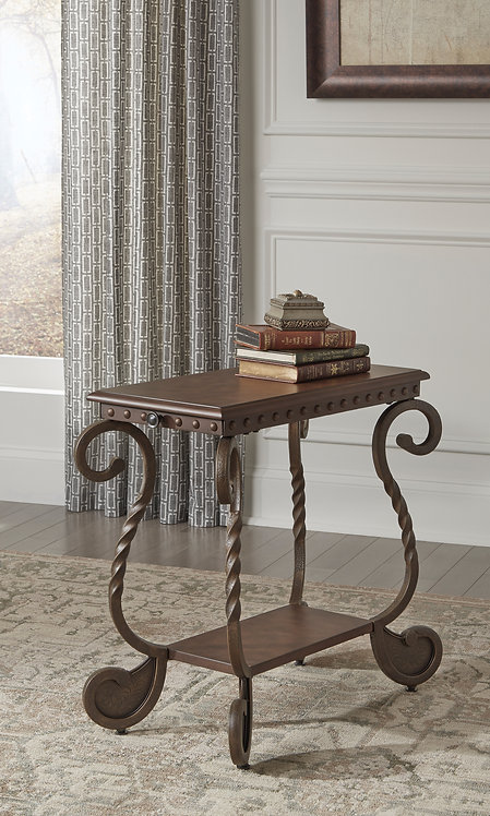 Rafferty Chair Side End Table