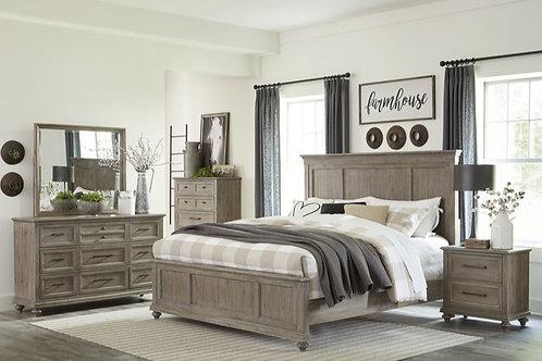 Cardano Brown Queen Panel Bedroom Set