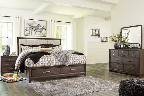Brueban Queen Bedroom Set