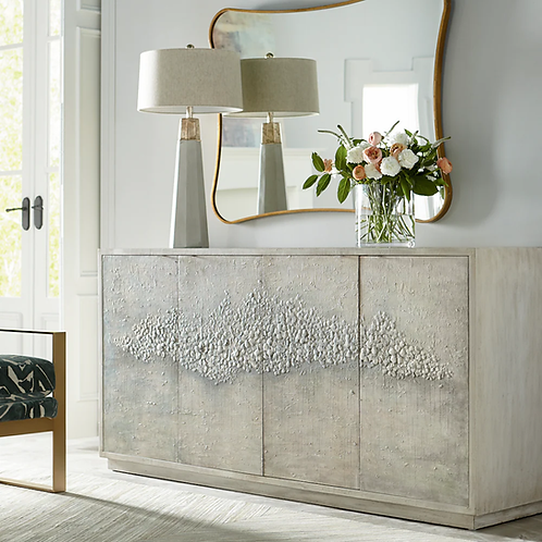 Antiquities Meadow 4 Door Credenza