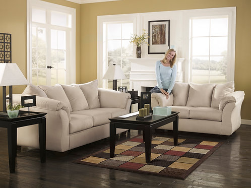 Darcy Stone Sofa OR Loveseat