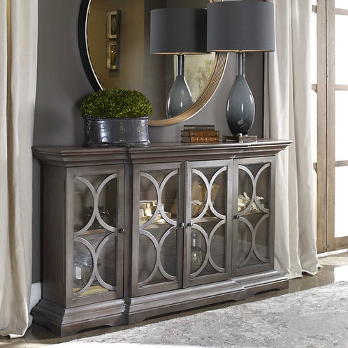 Belino Four Door Cabinet