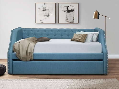 Corrina Blue Daybed w/Trundle