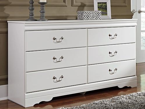 Anarasia Six Drawer Dresser