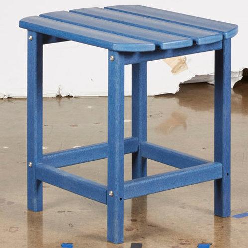 Sundown Blue Treasure End Table