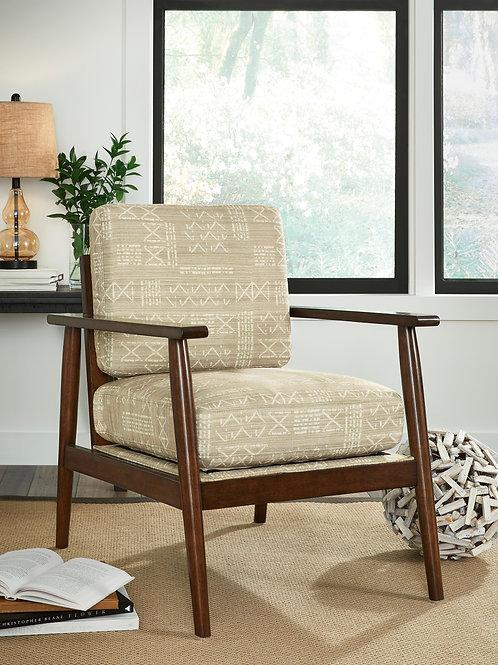 Bevyn Beige Accent Chair