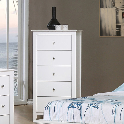 Selena Five Drawer Chest