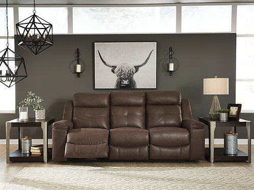 Jesolo Coffee Reclining Sofa