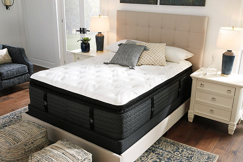 Queen Loft and Madison Ultra Plush Pillow top
