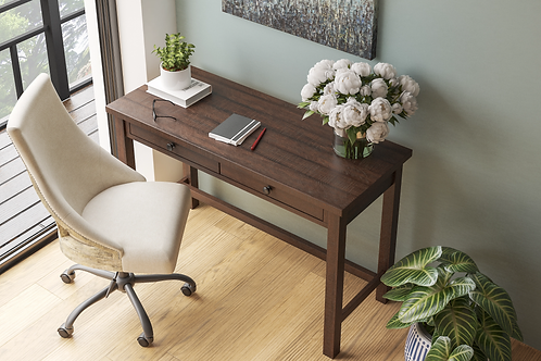 Camiburg Warm Brown Office Desk