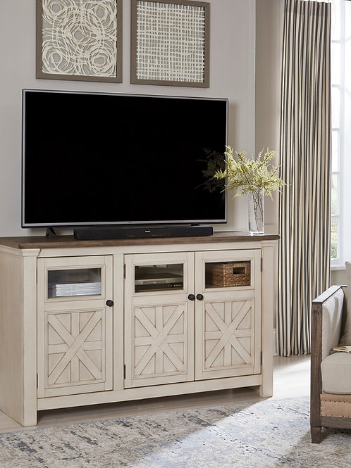 "Bolanburg Two-Tone 60"" TV Stand"