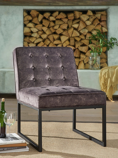 Cimarosse Charcoal Grey Accent Chair