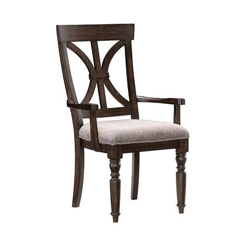 Cardano Dark Brown Arm Chair