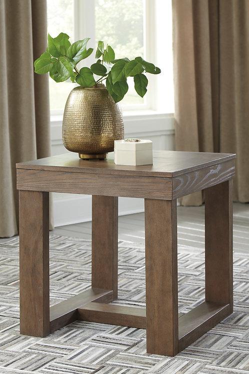 Cariton Square End Table