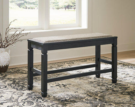 Tyler Creek Double Counter Upholstered Bench