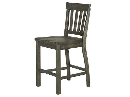 Bellamy Peppercorn Counter Height Chairs