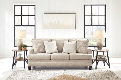 Claredon Linen Sofa