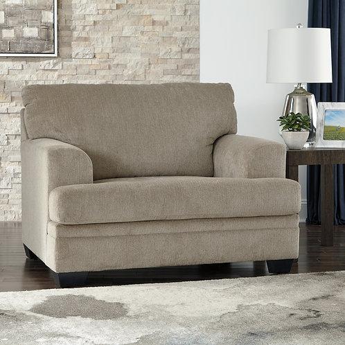 Dorsten Sisal Oversized Chair