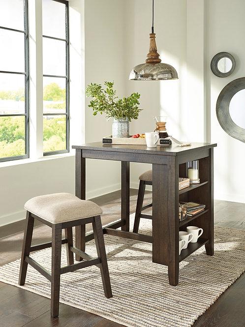 Rokane Counter Height Table & Stools