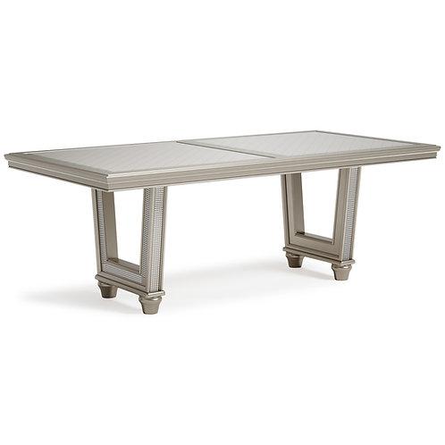 Chevanna Platinum Dining Table