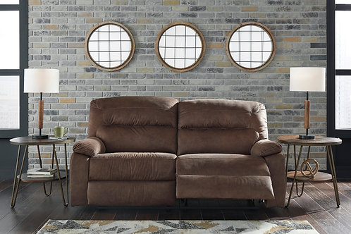 Bolzano Coffee Reclining Sofa