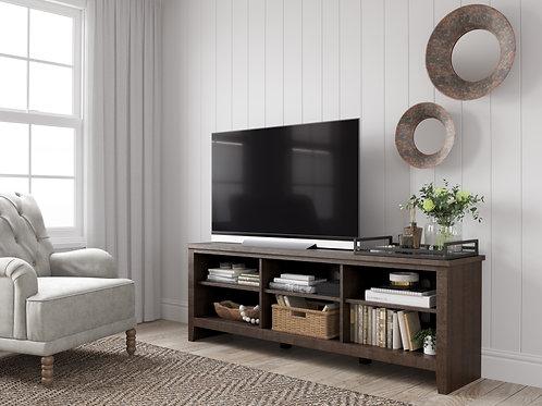 """Camiburg Warm Brown 70"""" TV Stand"""