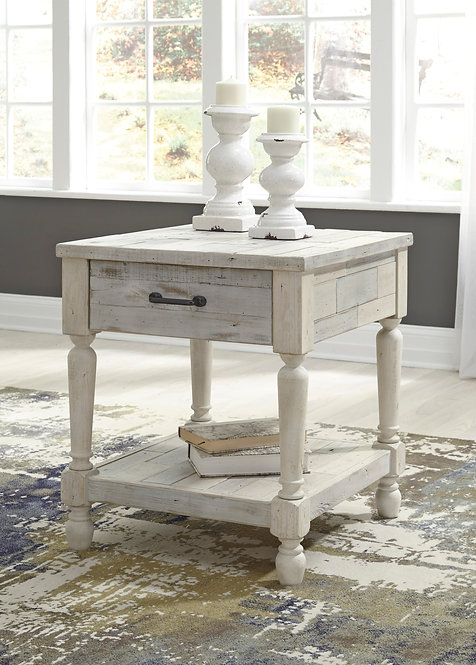 Shawmore Rectangular End Table